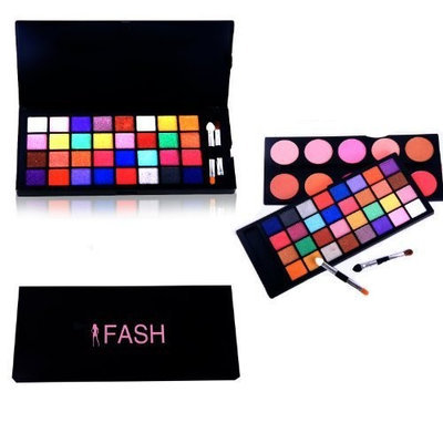 FASH Limited FASH 42 Color Shimmery Eye shadow and Matte Contour Palette
