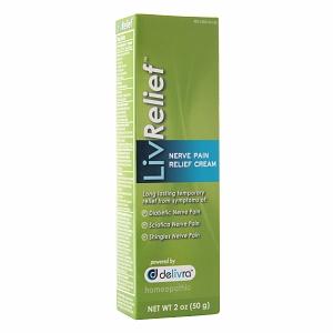 LivSport Nerve Pain Relief Cream