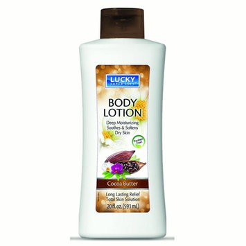 LUCKY SUPER SOFT® Cocoa Butter Body Lotion