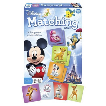 The Wonder Forge Disney Classic Charecters Matching Game