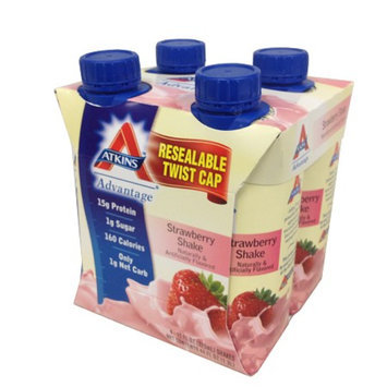 Atkins Advantage Shakes 4 Pack