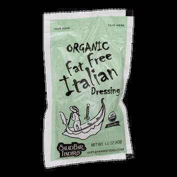 Salad Bar Tenders Dressing Organic Fat Free Italian