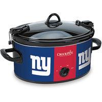 Crock-Pot NFL 6-Quart Slow Cooker, New York Giants