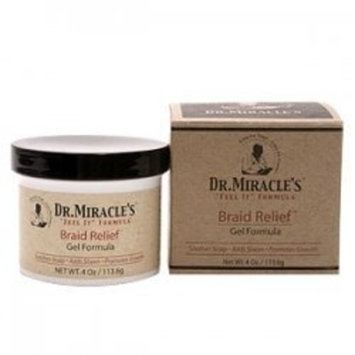 Dr. Miracle's Dr Miracles Braid Relief Gel
