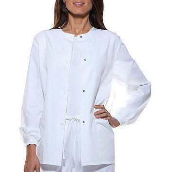 Simply Basic Unisex button front Jacket