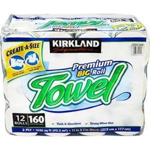 Kirkland Signature® Premium Big Roll Paper Towels
