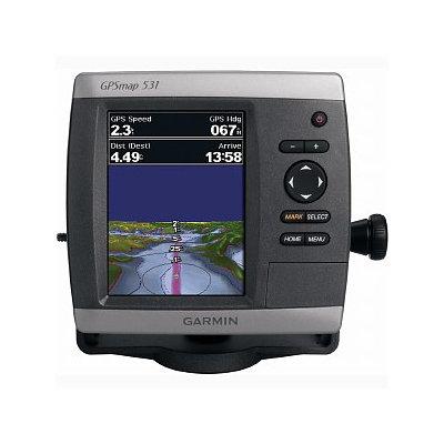 Garmin Gpsmap 531 Series Gps Receiver Gpsmap 531 Without Dual-Beam Transducer