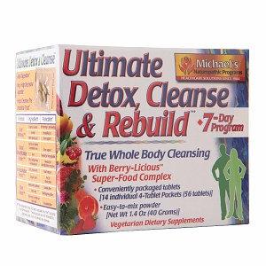 Michael's Naturopathic Programs Ultimate Detox