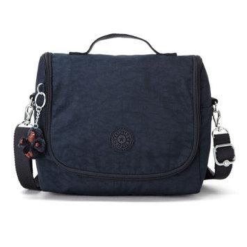 Kipling Kichirou Insulated Lunch Bag True Blue