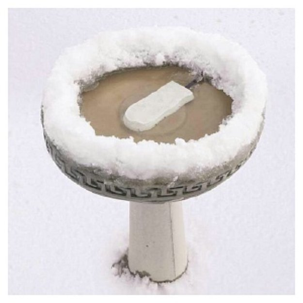 K & H Manufacturing Bird Bath Ice Eliminator