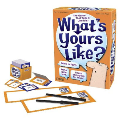 What's Yours Like Board Game
