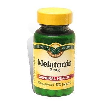 Spring Valley 3 Mg Melatonin