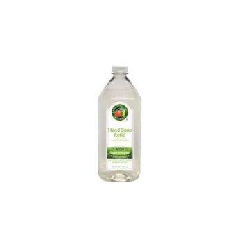 EARTH FRIENDLY PRODUCTS Earth Friendly Products BG12286 Earth Friendly Liquid Hand Soap Refill Lemongrass - 6x32OZ