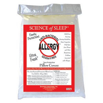 Science of Sleep AllergyFree AntiBug Pillow Protectors