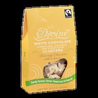 Divine White Chocolate Cornflake, Coconut And Crispy Rice Clusters