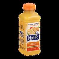 Naked All Natural 100% Juice Orange Mango