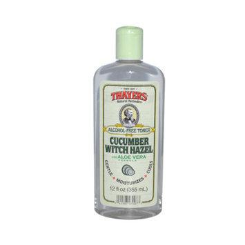 Thayers Alcohol-Free Witch Hazel with Organic Aloe Vera Formula TonerCucumber