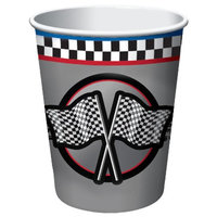Hoffmastergroup Hoffmaster Group 375974 9 oz. Hot & Cold Cups Racing