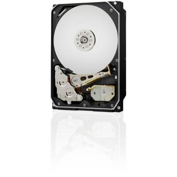 Hgst - Single HGST Ultrastar He8 HUH728080ALE604 8TB 3.5 Internal Hard Drive - SATA - 7200 - 128MB Buffer
