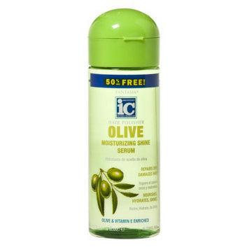 Fantasia IC Hair Polisher with Olive Oil Moisturizing Shine Serum - 6