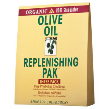 Organic Root ORS Olive Oil Replenishing Conditioner 3Pk