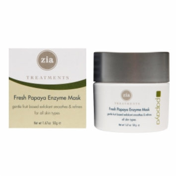 Zia Natural Skincare Fresh Papaya Enzyme Mask