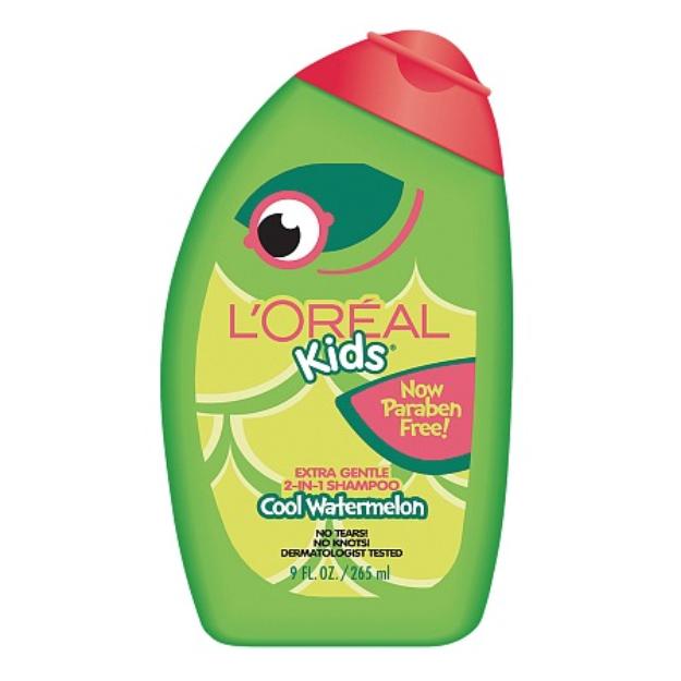 L'Oréal Kids 2 in 1 Shampoo