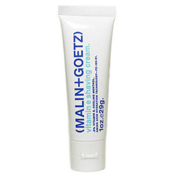 MALIN+GOETZ Vitamin E Shaving Cream Travel Size