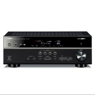 Yamaha RXV577BL 7.2-channel Home Theater Receiver