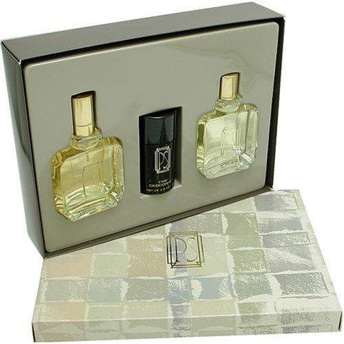 Paul Sebastian By Paul Sebastian For Men. Set-cologne Spray 4 Ounces & Aftershave 4 Ounces & Deodorant Stick 2.5 Ounces