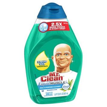 Mr. Clean Liquid Muscle Febreze Meadows & Rain Scent Liquid Gel Multi-