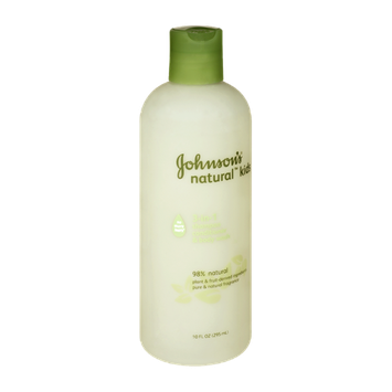 Johnson's® Natural Kids 3-in-1 Shampoo Conditioner & Body Wash