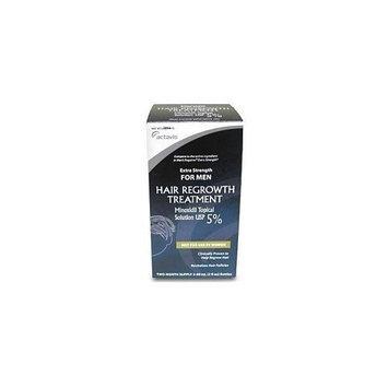 Actavis Mid Atlantic Men's Extra Strength Minoxidil Hair Regrowth Treatment - Two Month Supply