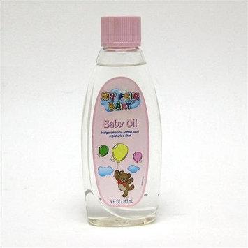 9OZ My Fair Baby Oil