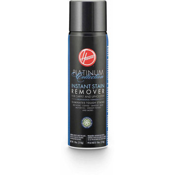 Hoover Platinum Collection Professional Strength Instant Stain Remover 18 oz Aerosol, AH30000