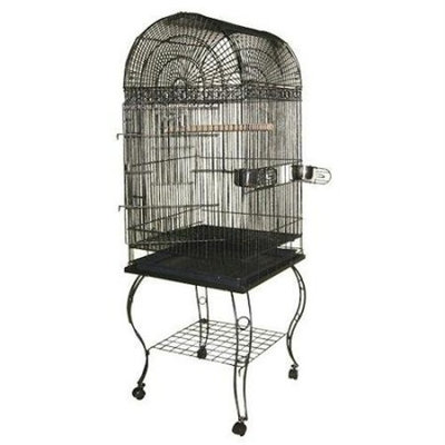 A E Cages A and E Cage Co. Dome Top Bird Cage 600A