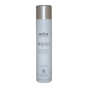 Nexxus Nexxtacy Sustained Hold Styling and Finishing Mist Unisex Hair Spray, 10.6 Ounce