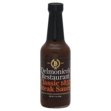Delmonico's Delmonicos, Sauce Steak Classic 1837, 11 OZ