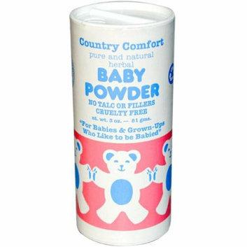 Country Comfort Baby Powder 3 oz