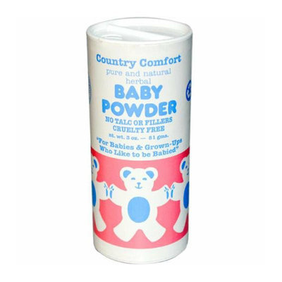 Country Comfort Baby Powder 3 oz