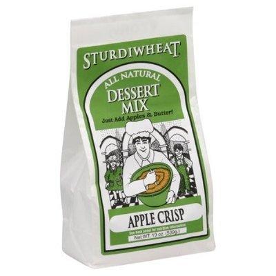 Sturdiwheat Crisp Mix Apple, 19-Ounce (Pack of 4)