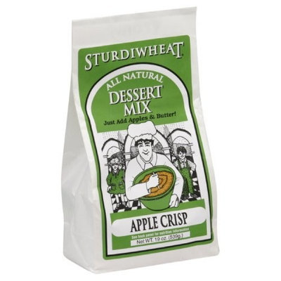 Sturdiwheat Crisp Mix Apple, 19-Ounce (Pack of 4)