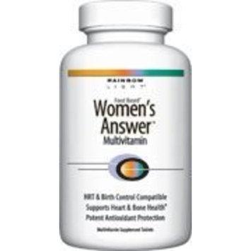 Rainbow Light, Women's Answer Multi + Daily Program, 60-Count