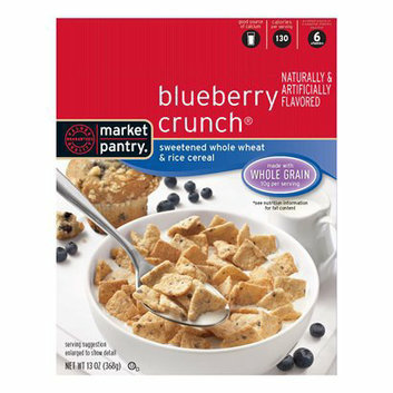 Market Pantry Blueberry Crunch Cereal - 13 oz.
