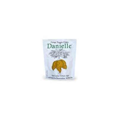DANIELLE Gluten Free - Premium Hand Cooked Chips Royal Sweet Potato