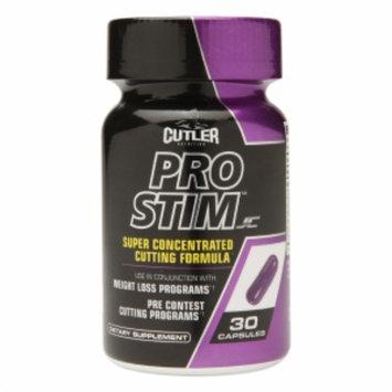 Cutler Nutrition PRO STIM JC(tm)