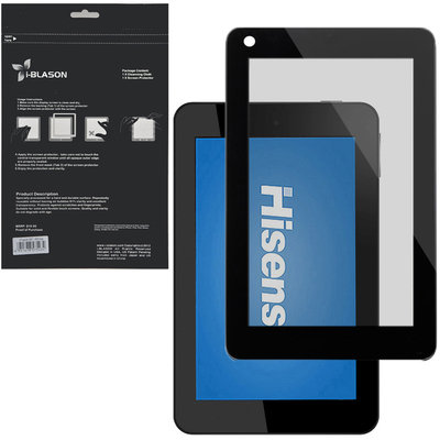A-1 Advanced Structural Systems, Inc. HD Reusable Matte Bubble Free Screen Protector for Hisense Sero 7 LT