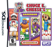 Tommo Chuck E Cheese's: Game Room