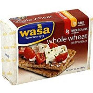 Wasa Crispbread Whole Wheat -- 10.9 oz
