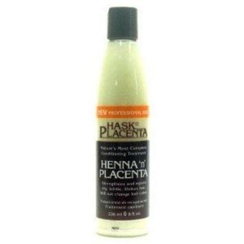 Hask Placenta Henna 'n' Placenta 236ml/8oz
